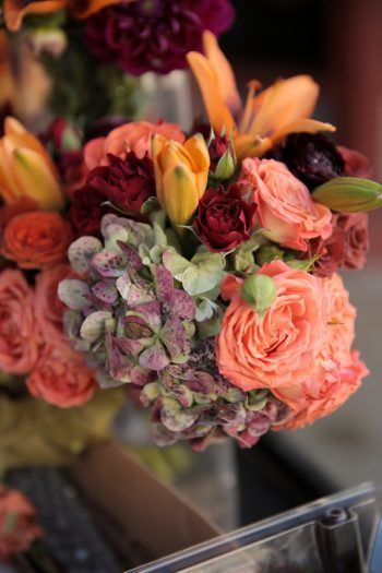 Fall Bouquet Park City Wedding | Pepper Nix Photography | Via MountainsideBride.com