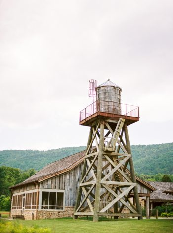 Barn | Pure Water Farm Wedding Tennessee | JoPhoto | Via MountainsideBride.com
