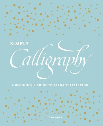 Detr Simply Calligraphy Cover