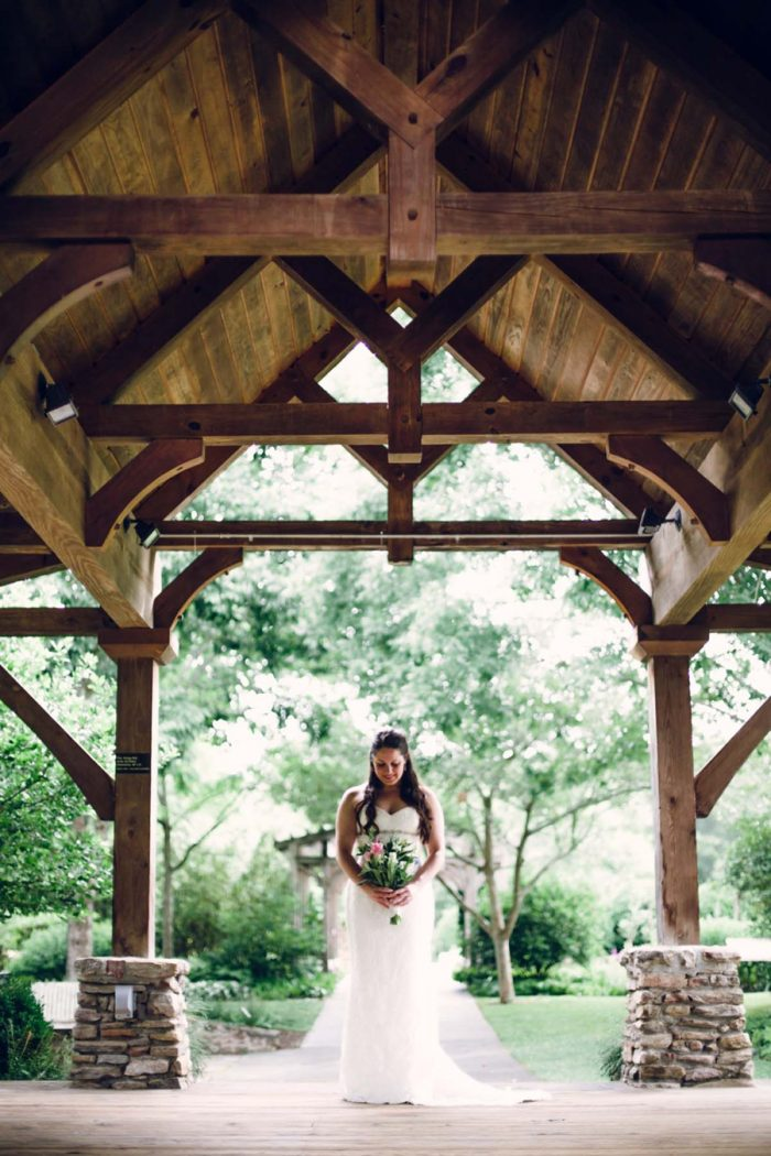 1 Nc Arboretum Wedding In Asheville Red Boat Photography Via Mountainsidebride Com