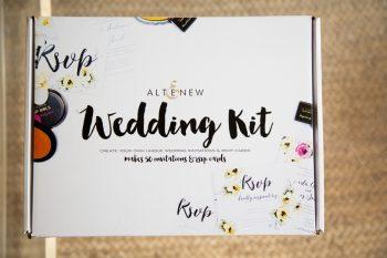 1 Altenew Diy Wedding Invitation Kit