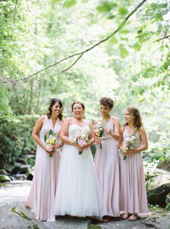 10 Spence Cabin Rennessee Wedding Johoho Via Mountainsidebride Com