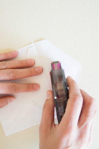 10 Tape Envelope Liner 12