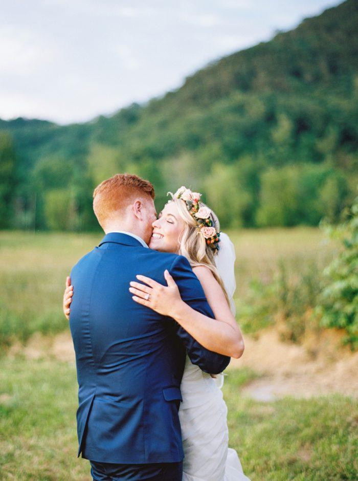 13 Chestnut Springs Tennessee Wedding Jophoto Via Mountainsidebride Com