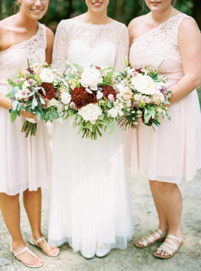 13 Spence Cabin Intimate Wedding   JoPhoto   Via MountainsideBride.com