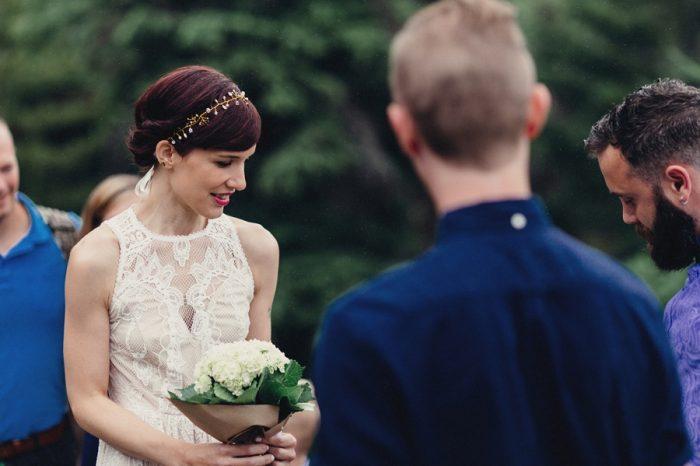 13 Ceremony 3 Lake Kachess Wedding Tyler Ray Photography Via Mountainsidebride Com