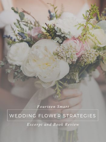 14 Smart Wedding Flower Strategies