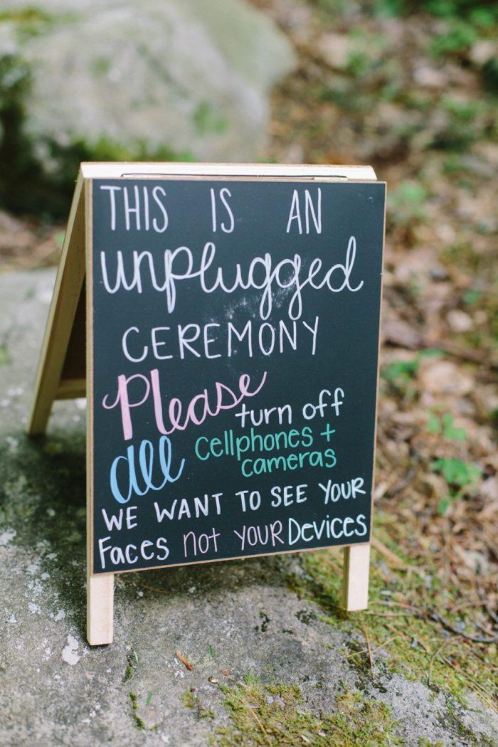 15 Spence Cabin Intimate Wedding   JoPhoto   Via MountainsideBride.com