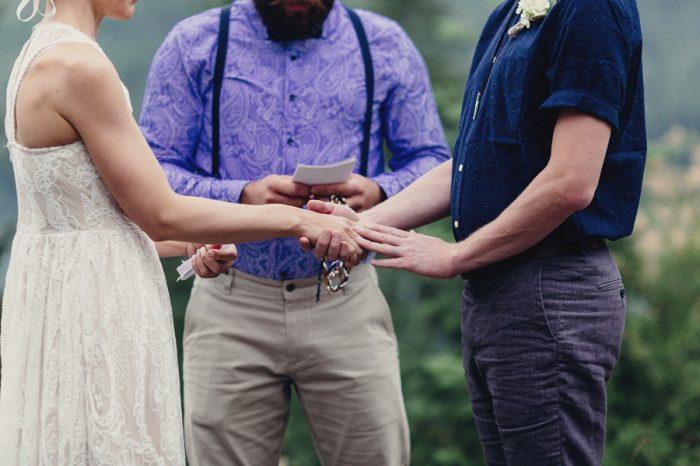15 Ceremony 5 Lake Kachess Wedding Tyler Ray Photography Via Mountainsidebride Com