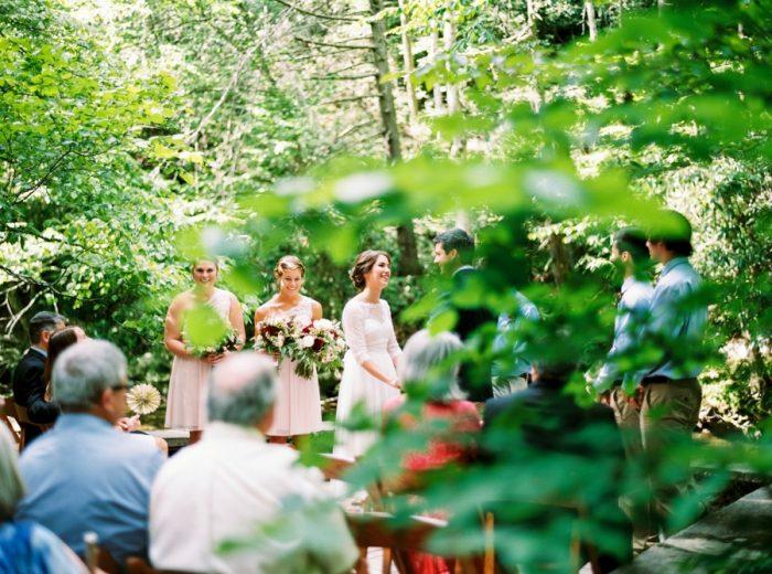 16 Spence Cabin Intimate Wedding   JoPhoto   Via MountainsideBride.com