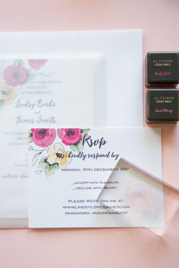 16 Altenew Diy Wedding Invitation Kit