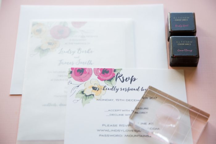 17 Altenew Diy Wedding Invitation Kit