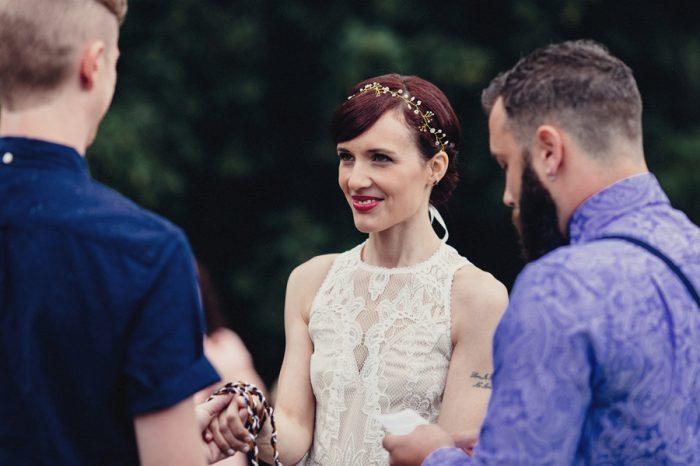 17 Ceremony 8 Lake Kachess Wedding Tyler Ray Photography Via Mountainsidebride Com