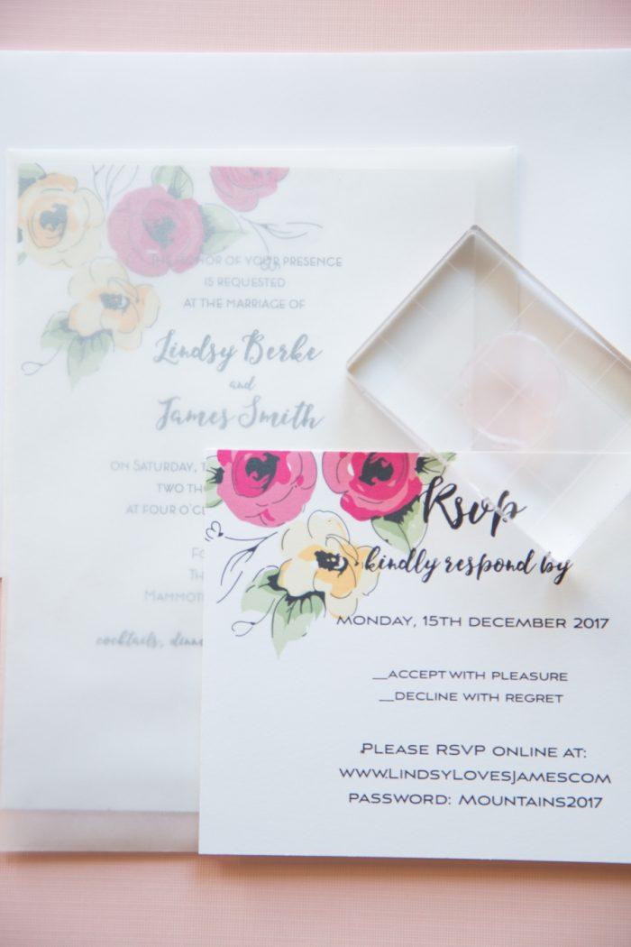 18 Altenew Diy Wedding Invitation Kit