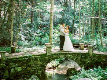 19 Spence Cabin Rennessee Wedding Johoho Via Mountainsidebride Com