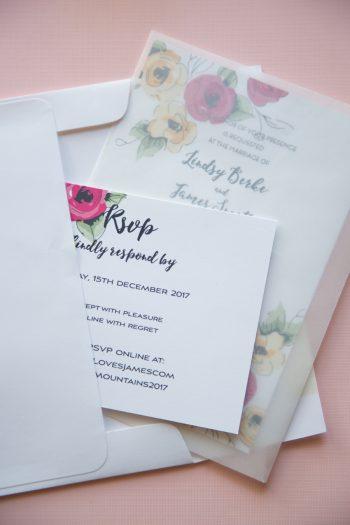 19 Altenew Diy Wedding Invitation Kit