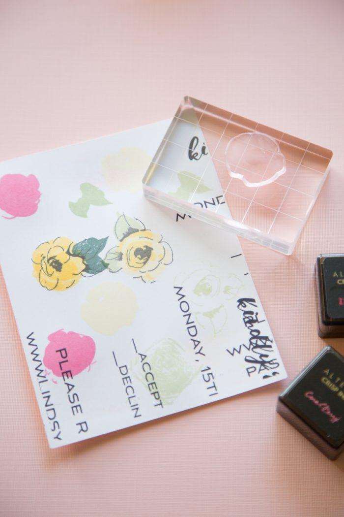 21 Altenew Diy Wedding Invitation Kit