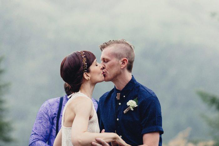 22 Ceremony 23 Lake Kachess Wedding Tyler Ray Photography Via Mountainsidebride Com