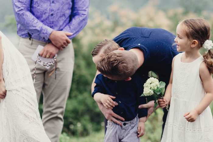 23 Ceremony 24 Lake Kachess Wedding Tyler Ray Photography Via Mountainsidebride Com