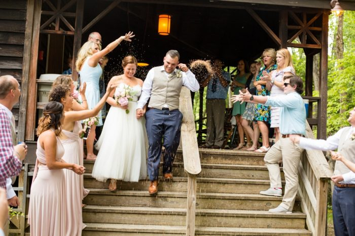 27 Spence Cabin Rennessee Wedding Johoho Via Mountainsidebride Com