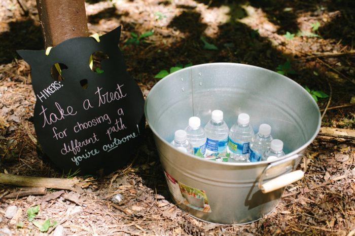 28 Spence Cabin Intimate Wedding   JoPhoto   Via MountainsideBride.com