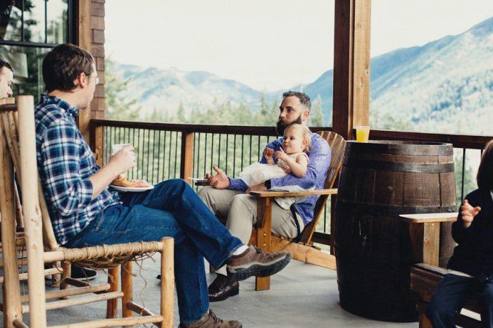 29 Recption 2 Lake Kachess Wedding Tyler Ray Photography Via Mountainsidebride Com