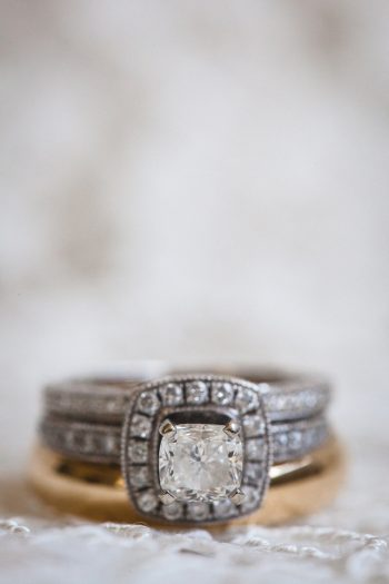2b Engagement Ring Daras Garden Tennessee Wedding Jophoto Via Mountainsidebride Com