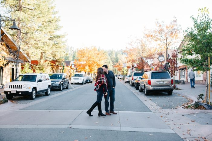 3 Big Bear Fall Engagement Brittney Hannon Photography.