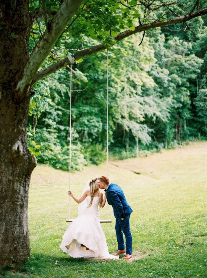 32 Chestnut Springs Tennessee Wedding Jophoto Via Mountainsidebride Com