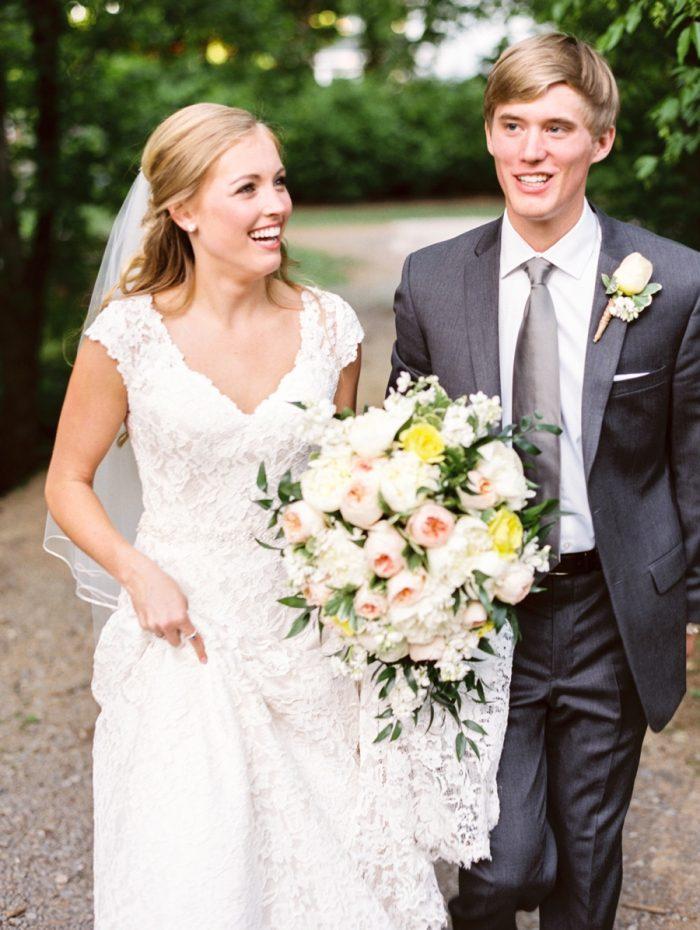 32 Exit Daras Garden Tennessee Wedding Jophoto Via Mountainsidebride Com