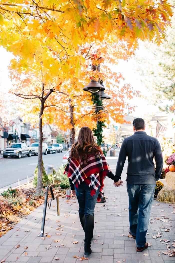 4 Big Bear Fall Engagement Brittney Hannon Photography.