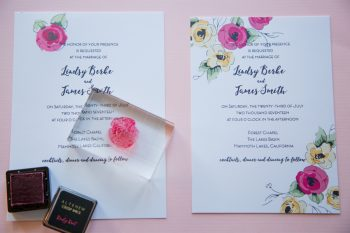 6 Altenew Diy Wedding Invitation Kit