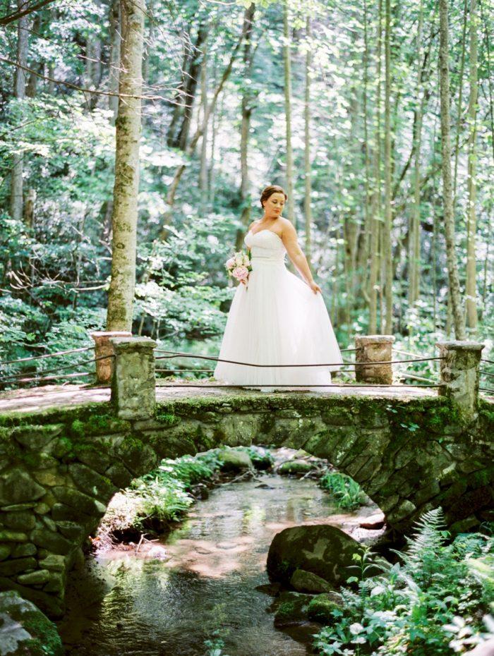 9 Spence Cabin Rennessee Wedding Johoho Via Mountainsidebride Com