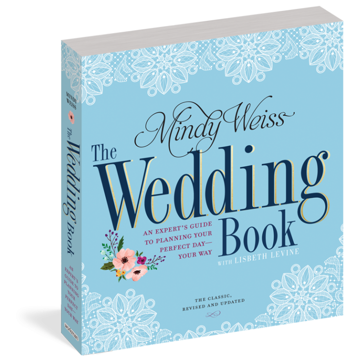 The Wedding Book Mindy Weiss