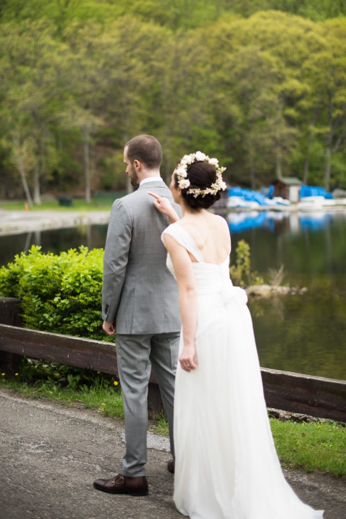 12 Catskills Wedding NY Kerri Lynne Photography Via MountainsideBride.com