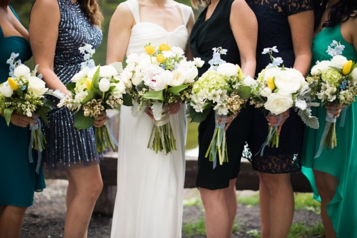 19 Catskills Wedding NY Kerri Lynne Photography Via MountainsideBride.com