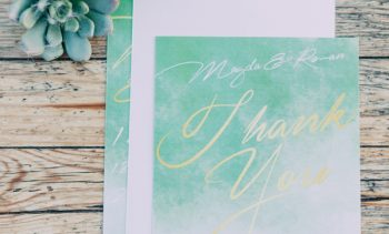 Thank You Note Template Featured