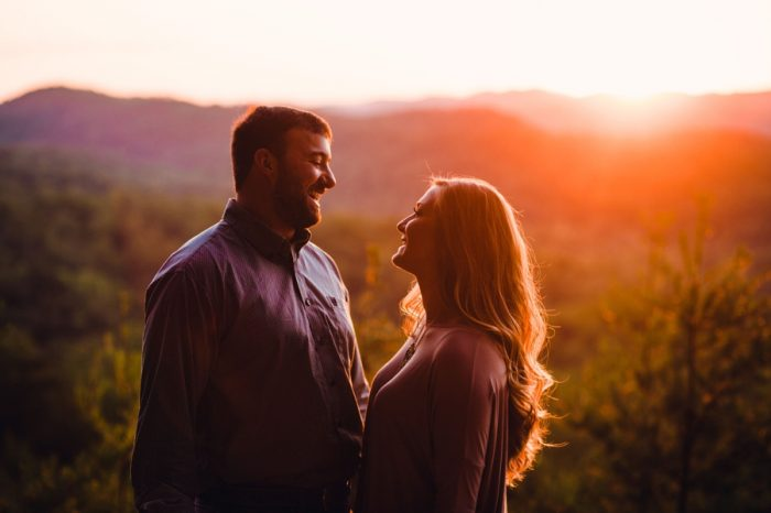 12 Butterfly Gap Surprise Engagement Red Boat Photography Via Mountainsidebride Com