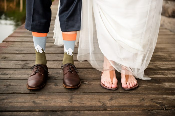 12 Colorado Wedding At Evergreen Lakehouse Elizabeth Ann Photography Via MountainsideBride.com