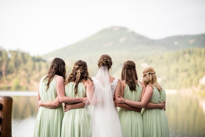 15 Colorado Wedding At Evergreen Lakehouse Elizabeth Ann Photography Via MountainsideBride.com