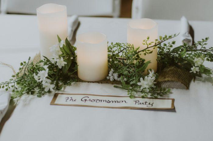 Centerpiece Manitou Springs Colorado Wedding Becca Bloodsworth Via Mountainsidebride Com