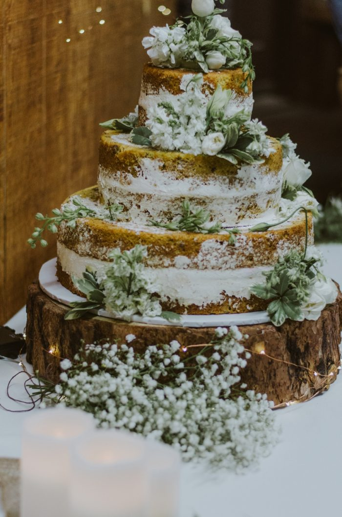 Wedding Cake Manitou Springs Colorado Wedding Becca Bloodsworth Via Mountainsidebride Com