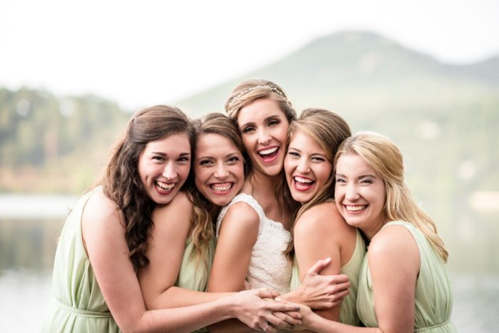 23 Colorado Wedding At Evergreen Lakehouse Elizabeth Ann Photography Via MountainsideBride.com
