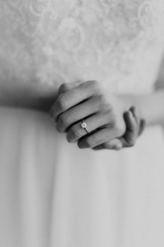 Engagement Ring Manitou Springs Colorado Wedding Becca Bloodsworth Via Mountainsidebride Com