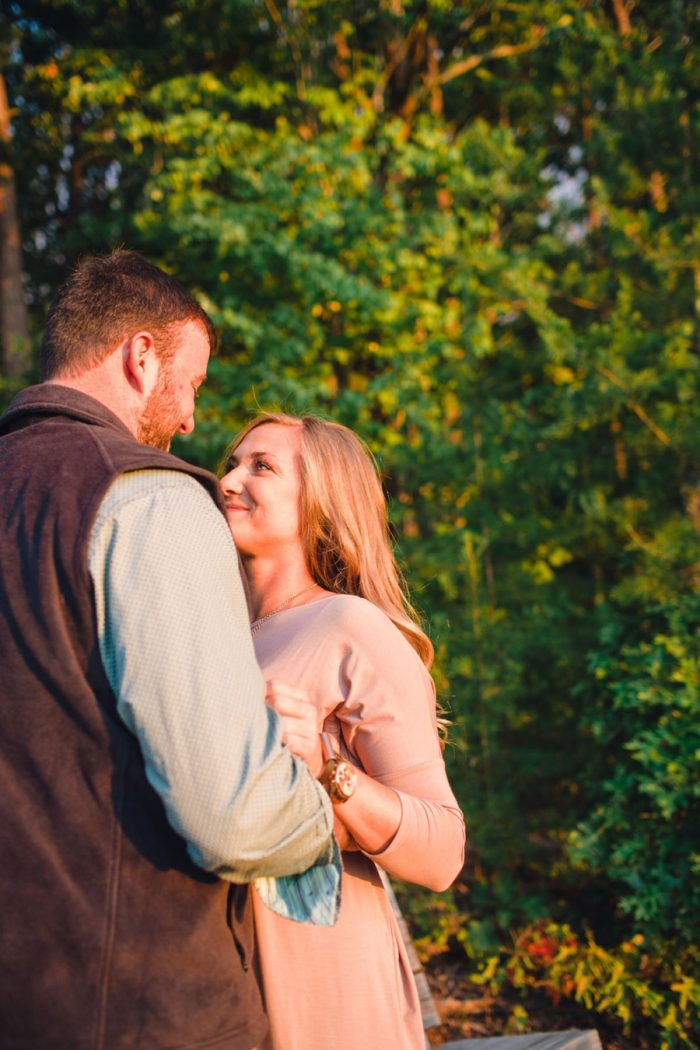 4 Butterfly Gap Surprise Engagement Red Boat Photography Via Mountainsidebride Com