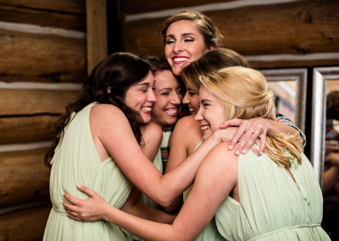 5 Colorado Wedding At Evergreen Lakehouse Elizabeth Ann Photography Via MountainsideBride.com