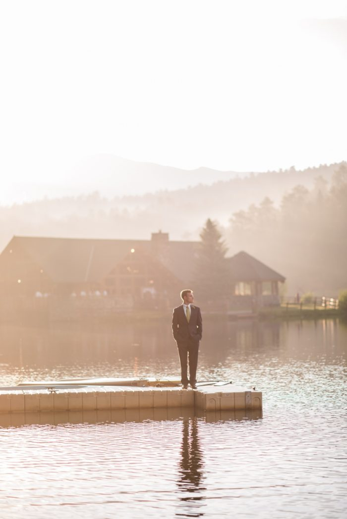 7 Colorado Wedding At Evergreen Lakehouse Elizabeth Ann Photography Via MountainsideBride.com