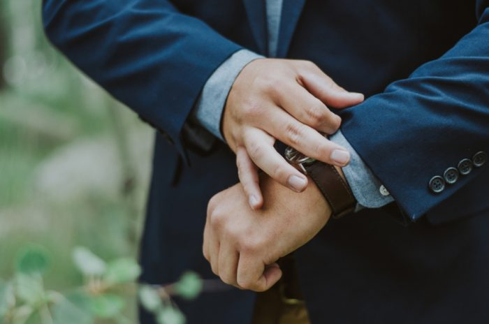 Grooms Attrire Manitou Springs Colorado Wedding Becca Bloodsworth Via Mountainsidebride Com
