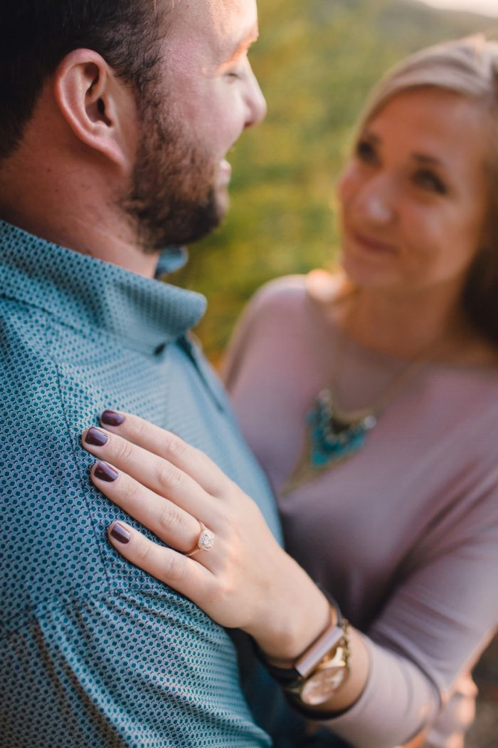 9 Butterfly Gap Surprise Engagement Red Boat Photography Via Mountainsidebride Com