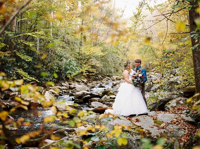 Irish Fairytale Mountain Wedding At Spense Cabin Jophoto Via Mountainsidebride Com